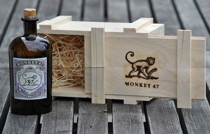 Productos singulares: Monkey 47, ginebra de más ingredientes del mundo