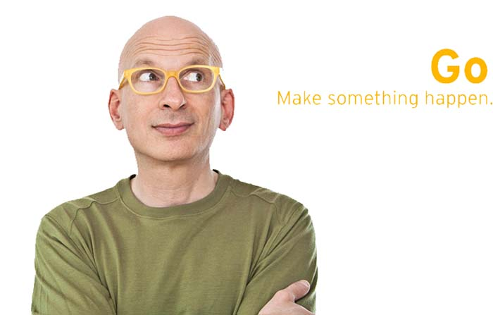 Referentes clave del mundo del marketing: Seth Godin