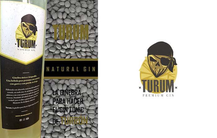 Productos singulares: Turum, la única ginebra de turrón del mundo