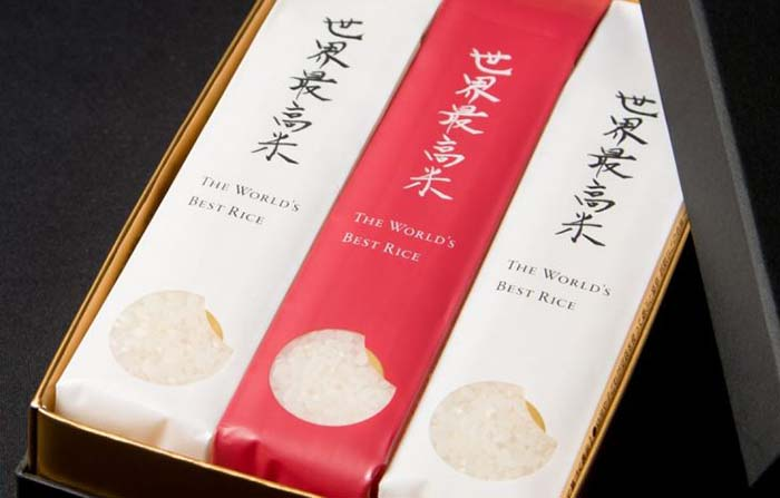 Productos singulares: Kinmemai Premium, el arroz más caro del mundo