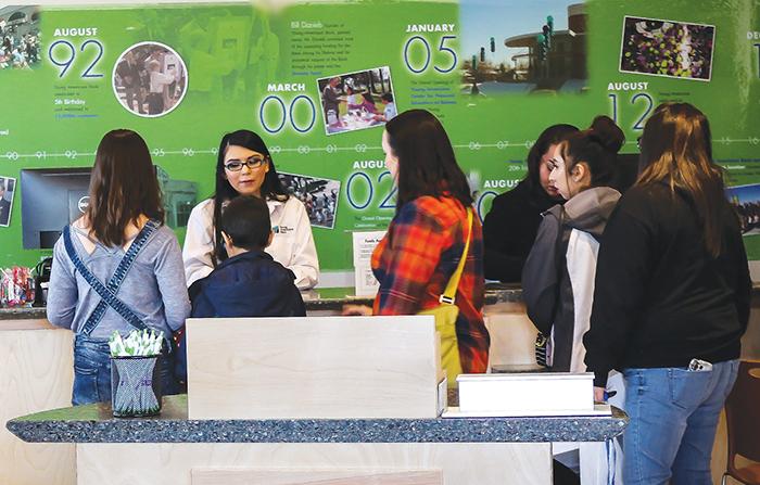 Productos singulares: Young Americans, el único banco infantil del mundo