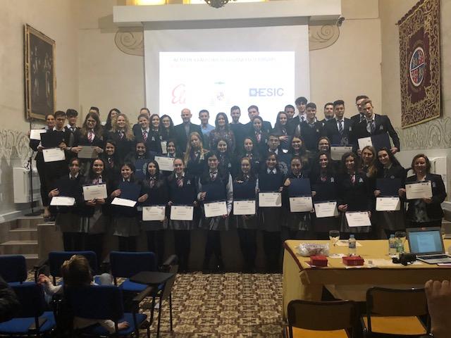 Experiencia en Advanced Seminar de ESIC Valencia en CDSD Orihuela