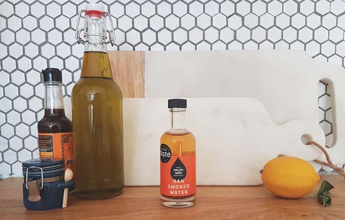 Productos singulares: Halen Mon, una innovadora agua ahumada