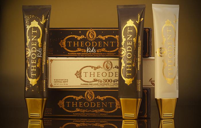 Productos singulares: Theodent, la pasta dental más cara del mundo