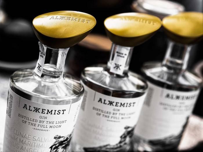 Productos singulares: Alkkemist, la ginebra de los ciclos lunares