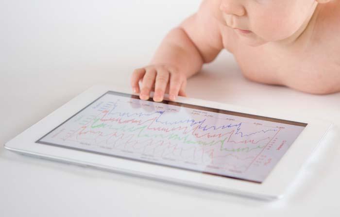Los bebés pueden ser una creativa fuente de insights