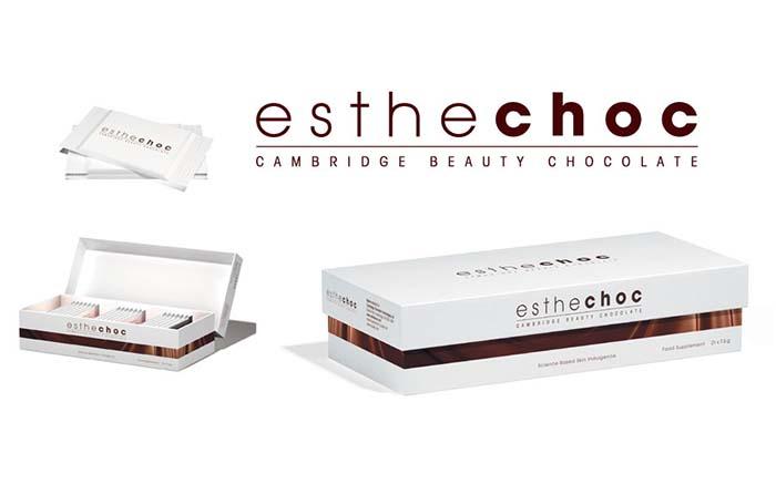 Productos singulares: Esthechoc, chocolate antiarrugas
