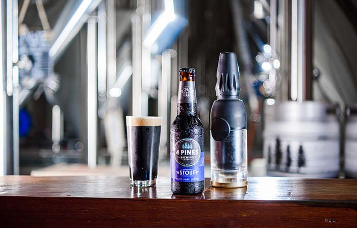 Productos singulares: Vostok Space Beer, la cerveza a gravedad cero