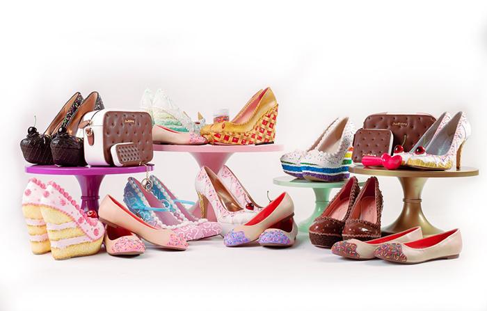Productos singulares: Shoe Bakery, zapatos para fashionistas