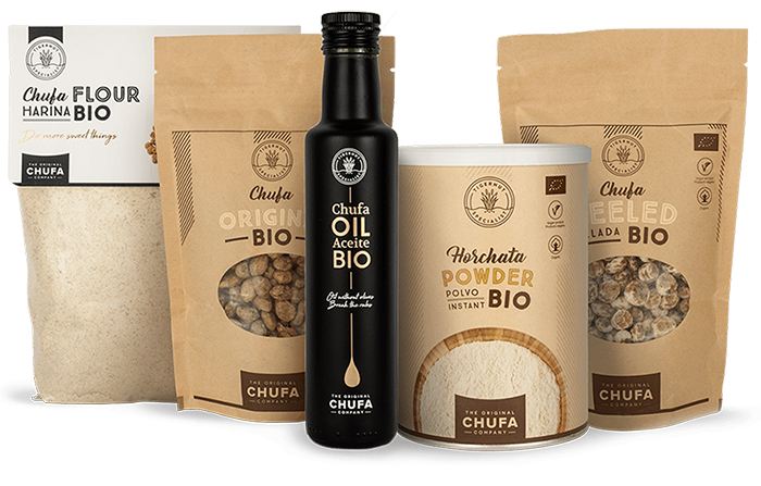 Productos singulares: The Original Chufa Company