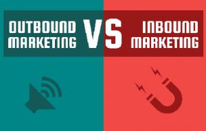 Diferencia entre outbound marketing e inbound marketing