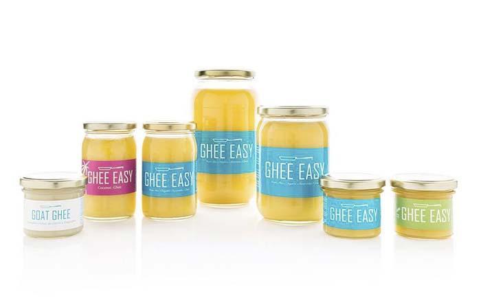 Productos singulares: Ghee Easy, mantequilla para dietas ayurvédicas