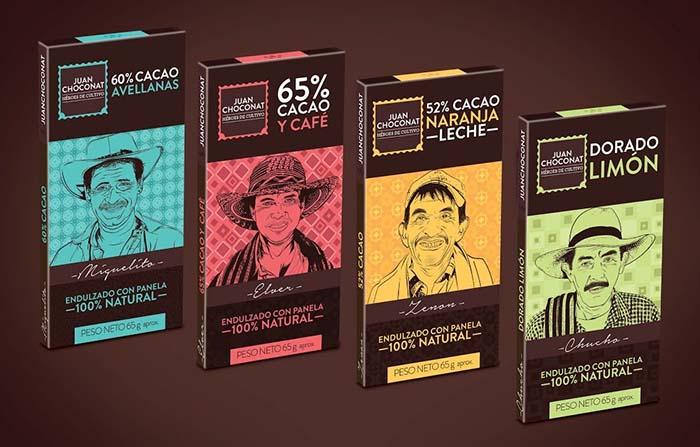 Productos singulares: Juan Choconat, el chocolate responsable