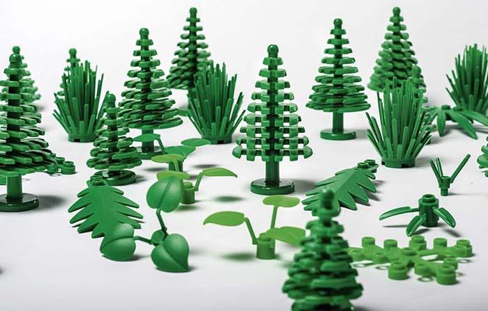 Lego busca alternativa al plástico utilizando caña de azúcar