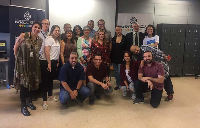 VII Simposio Internacional de Diseño Sostenible en IU Pascual Bravo