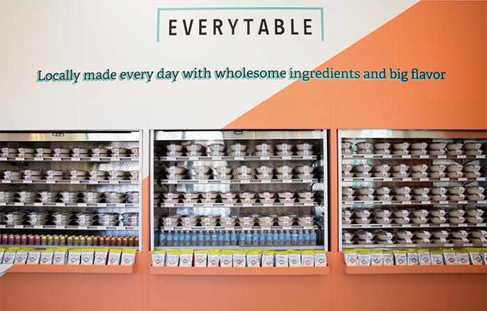 Productos singulares: Everytable, restaurante con enfoque social