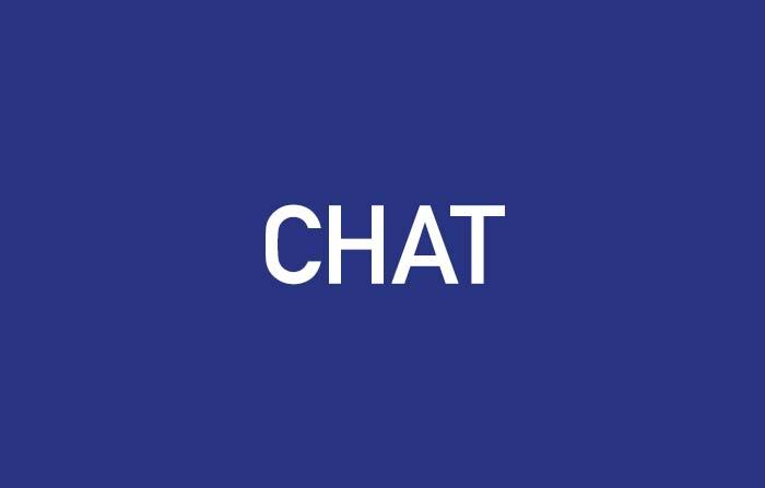 Conceptos de tendencia en el nuevo consumidor: Chat