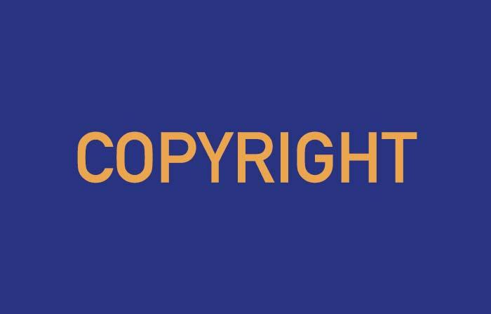 Conceptos de tendencia en el nuevo consumidor: Copyright