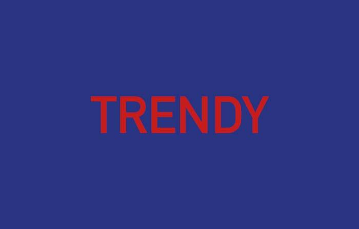 Conceptos de tendencia en el nuevo consumidor: Trendy