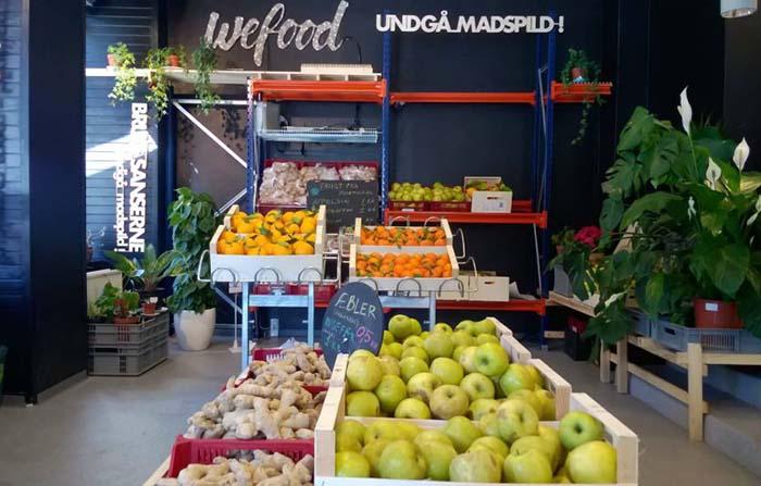 Productos singulares: Wefood, supermercado de alimentos caducados