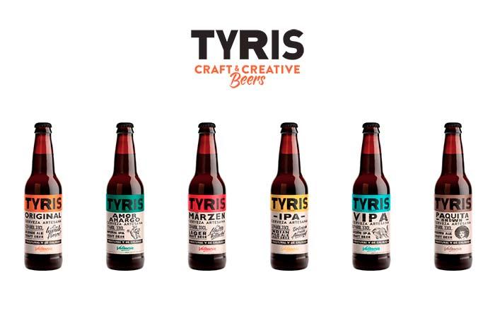 Productos singulares: Tyris, cerveza artesana de Valencia