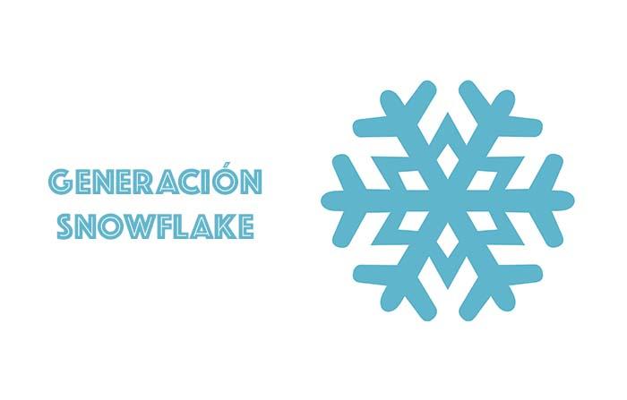 Generación snowflake y su importancia en la estrategia de marketing