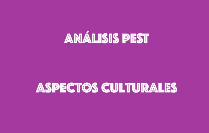 Aspectos culturales en la estratega de marketing: Análisis PEST