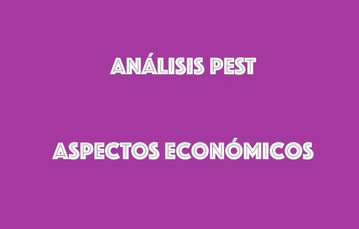 Aspectos económicos en la estrategia de marketing: análisis PESTEL