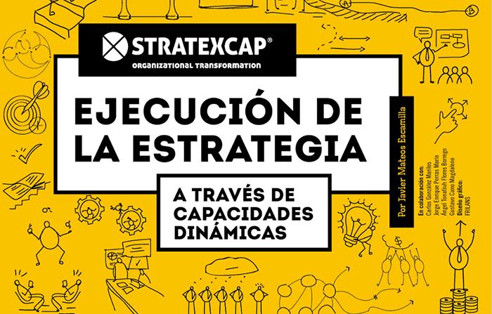 Libros recomendados: Stratexcap, estrategia con capacidades dinámicas