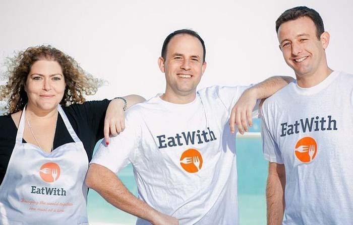 Eatwith, experiencias gastronómicas con desconocidos