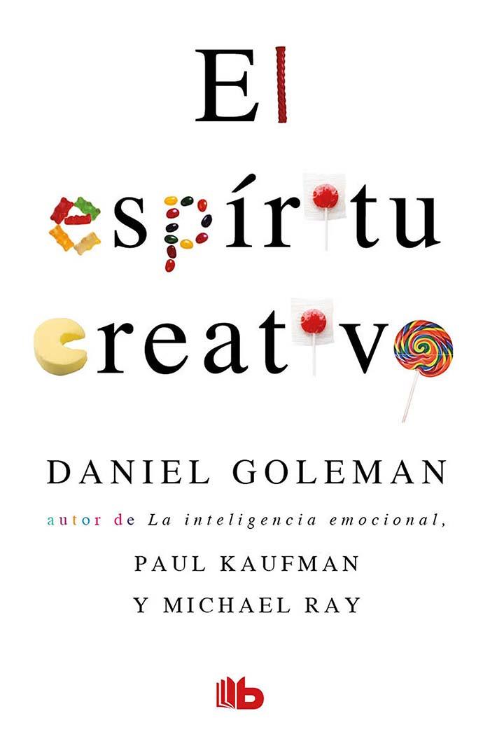 Libros recomendados: El espíritu creativo (Daniel Goleman)