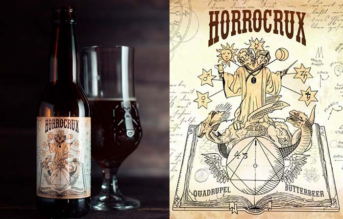 Horrocrux, la cerveza de mantequilla de Harry Potter