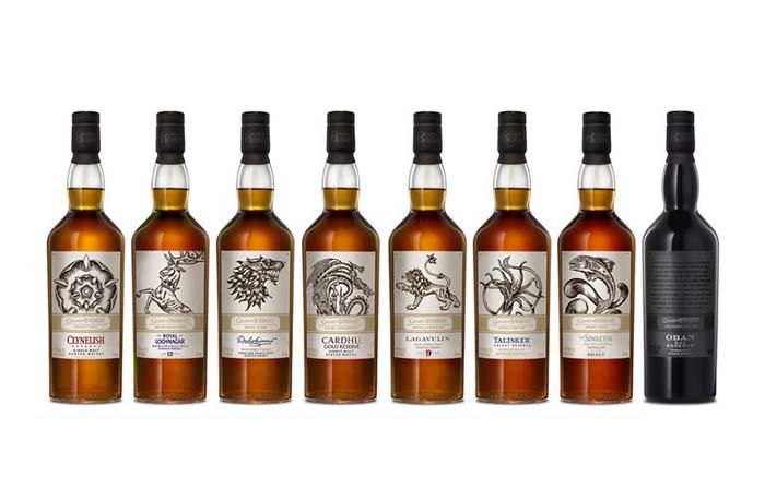 Juego de Tronos: cerveza, whisky y licor inspirados en la serie