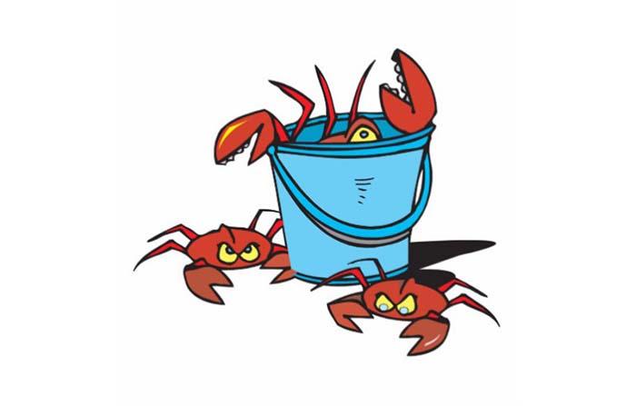 Síndrome cubo de cangrejos en la estrategia de marketing