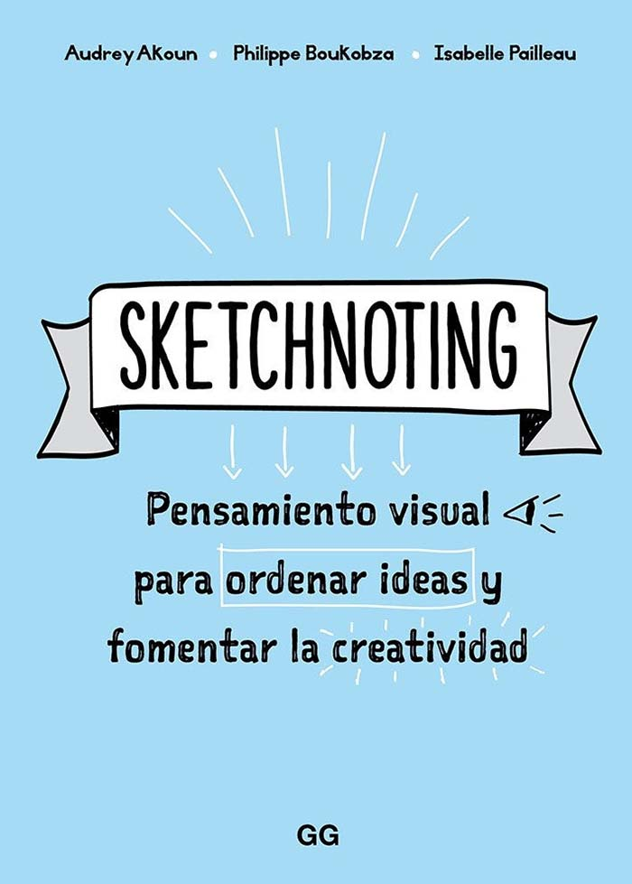 Sketchnoting: Pensamiento visual para ordenar ideas