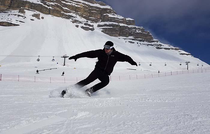 Productos singulares: Snowfeet, zapatos para esquiar sin esquís