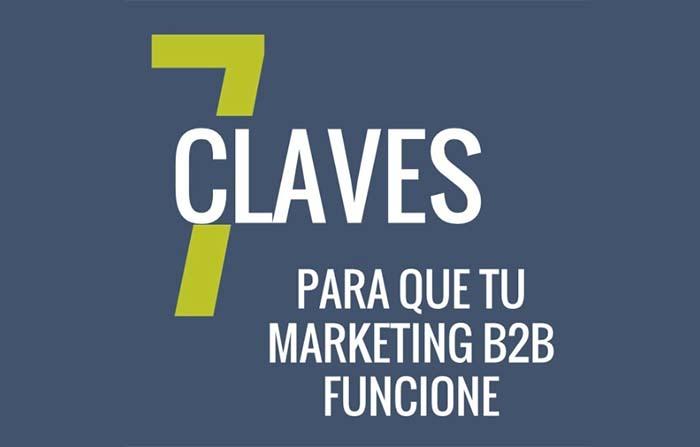 Libros recomendados: Las 7 claves para que tu marketing B2B funcione