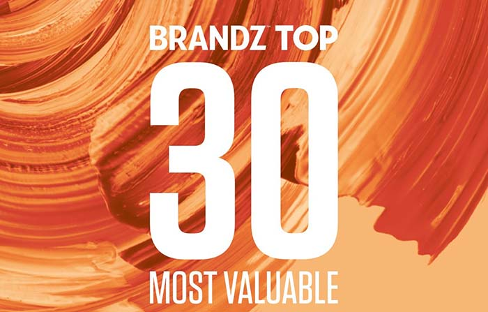 BrandZ Top 30 Most Valuable Spanish Brands 2019