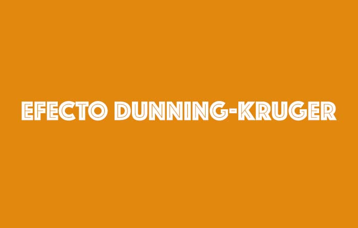 Efecto Dunning-Kruger en la estrategia de marketing
