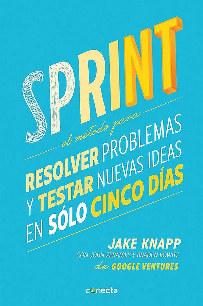 Sprint: El método para resolver problemas y testar nuevas ideas