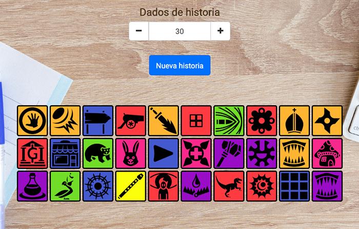 Herramientas digitales de creatividad: Storygen para crear historias