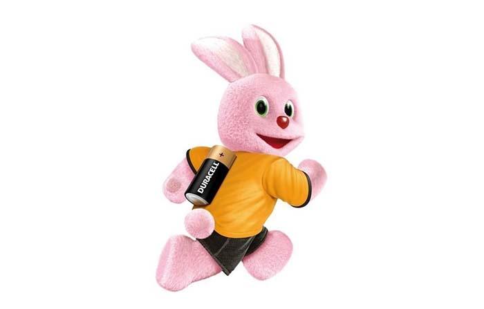 Origen y curiosidades de mascotas de marca: Conejo de Duracell