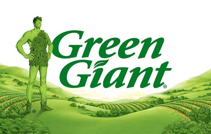 Origen y curiosidades de mascotas de marca: Gigante Verde