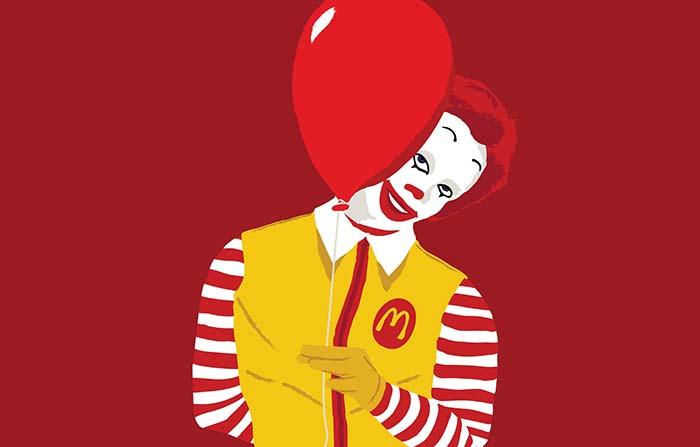 Origen y curiosidades de mascotas de marca: Ronald McDonald