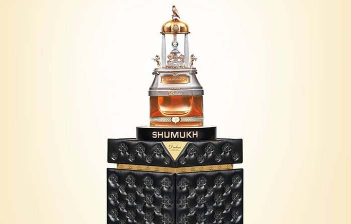 Productos singulares: Shumukh, el perfume más caro del mundo