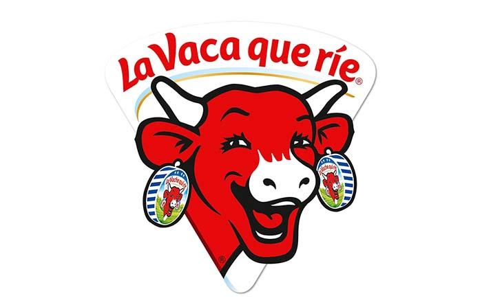 Origen y curiosidades de mascotas de marca: La vaca que ríe