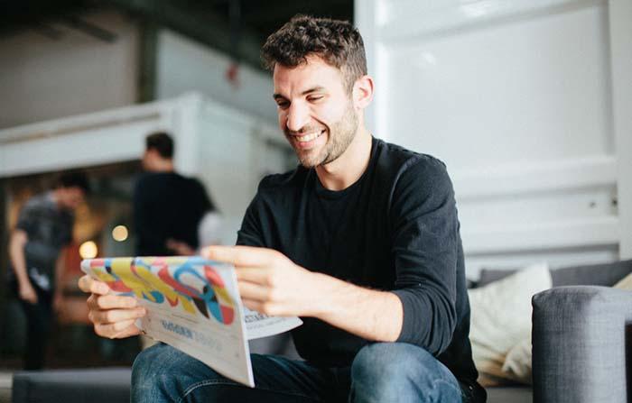 Goodnewspaper, el periódico que solamente da buenas noticias