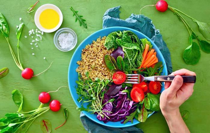 Diferencias entre consumidor vegetariano y consumidor vegano