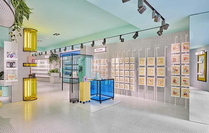 Cuadernos Rubio lanza una espectacular Flagship Store en Valencia