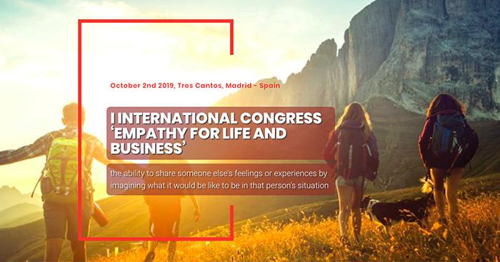 """I Congreso Internacional """"Empatía para la vida y los negocios"""""""